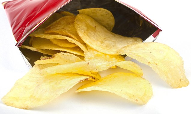 The real reason why crisp makers make the packets so loud