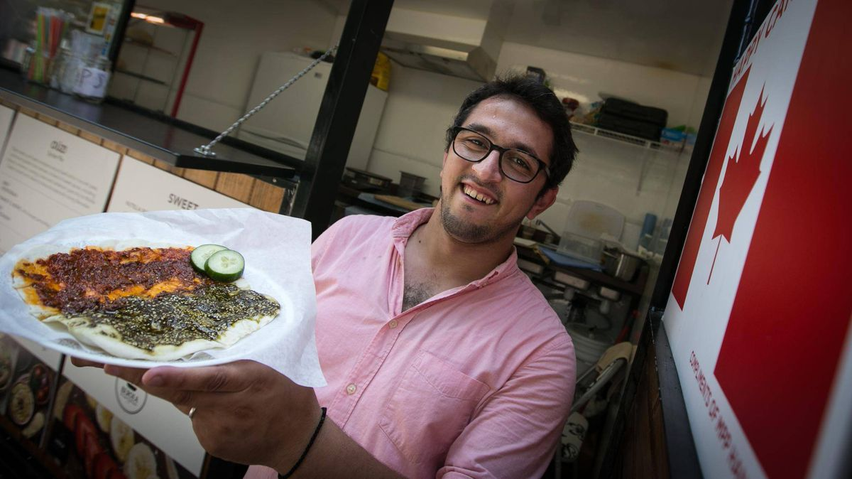 Syrian newcomers using food to tell the story of home, find their way in Canada