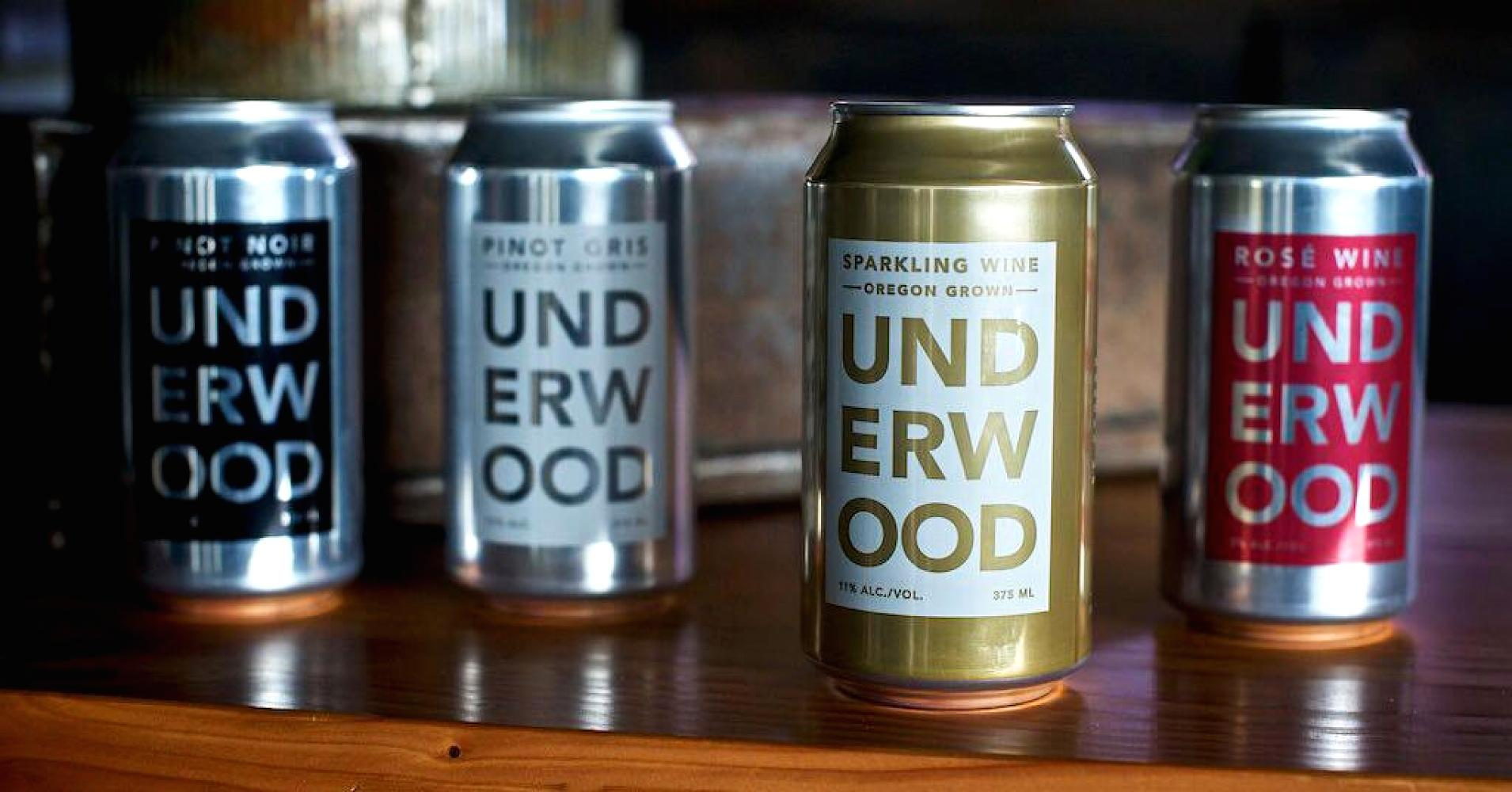 Why more people are drinking good wine out of cans and boxes