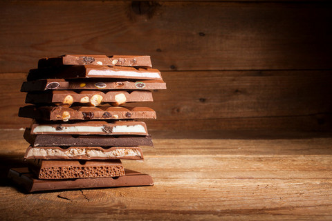 Four big trends in chocolate for 2017-2018