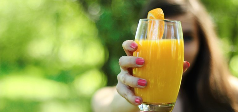 Study: Flavor drives most juice purchases