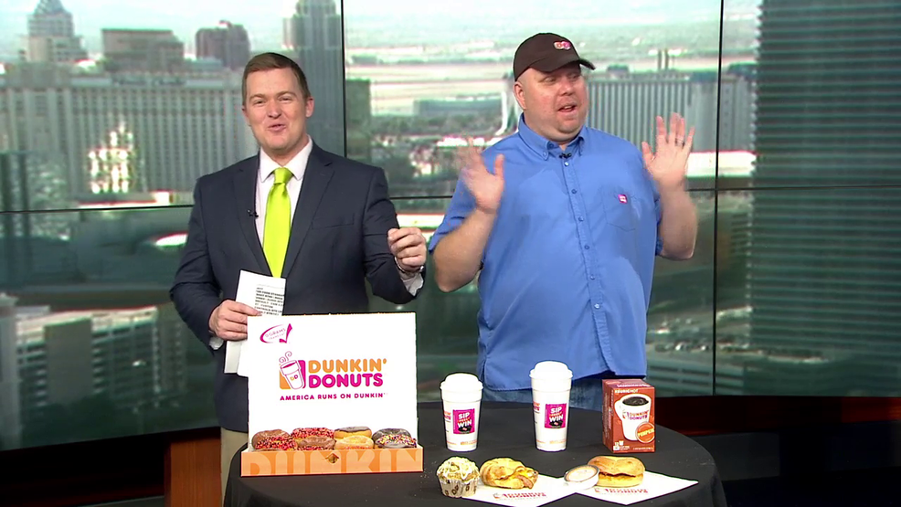 Dunkin' Donuts rolls out fall flavors