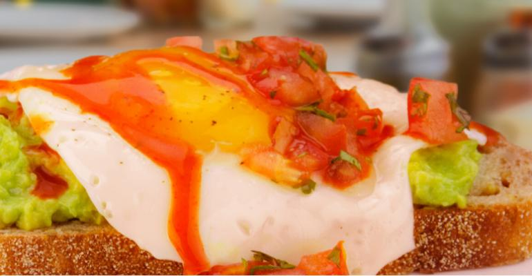 Fueling the flavour of the brunch boom- Savory menu innovations help to ignite brunch explosion.