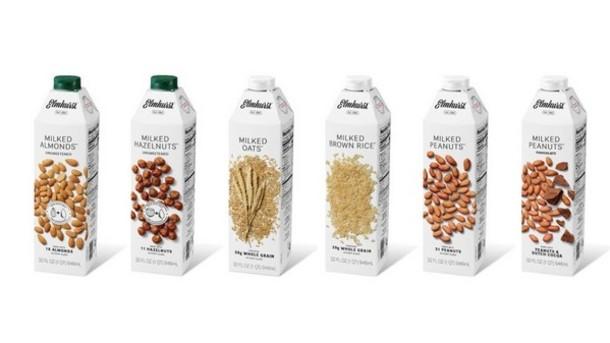 Clean label peanut milk in early 2018