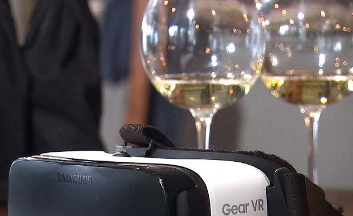 Virtual Winery: Meet the VR Tours Cuvee