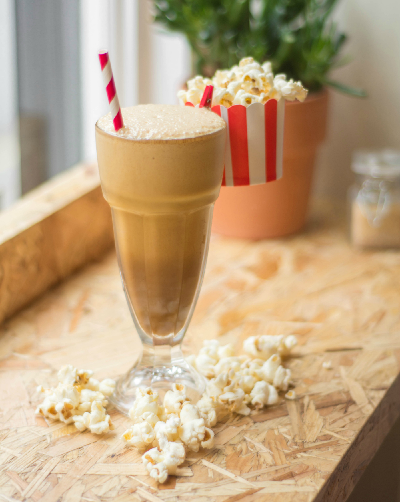 The Weekly Cocktail Trend Recipe: Tia Maria Iced Popcorn Frappe
