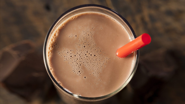 Three reasons why flavoured milk is a healthy choice