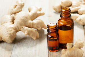 Essential oils for acid reflux or heartburn