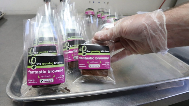 Nearly half of Canadians want to try edible marijuana products: study