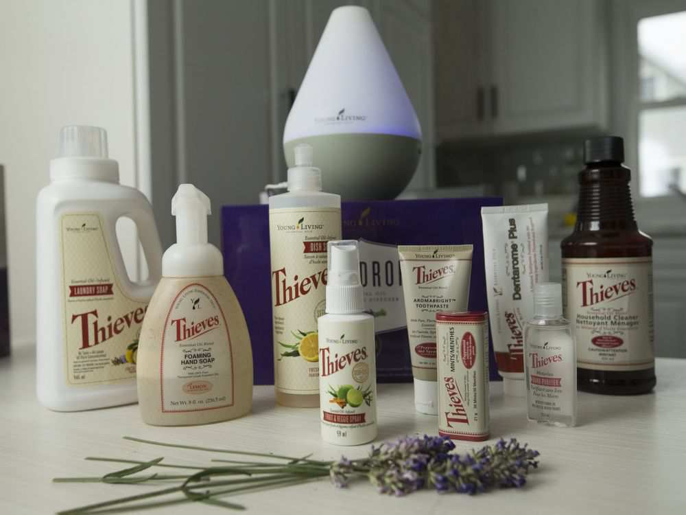Essential oils looked to as alternative to harsher chemicals
