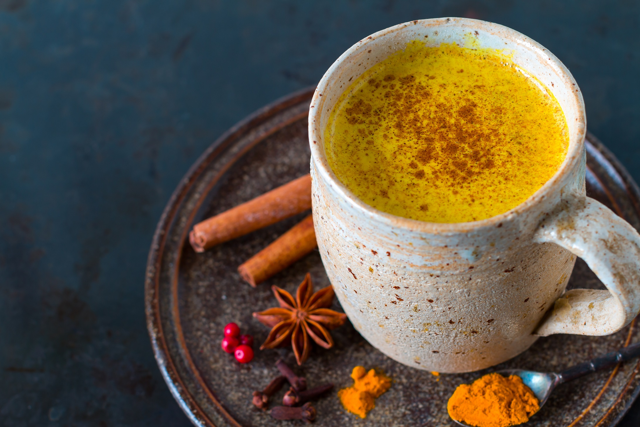 Golden Milk Is the Cozy Health Elixir You Need to Drink This Fall