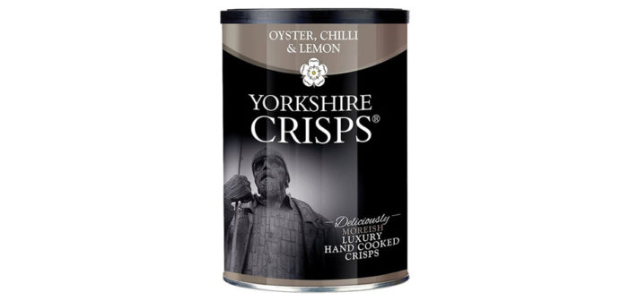 Yorkshire Crisps adds new flavour inspired by 'fish and chips' trend