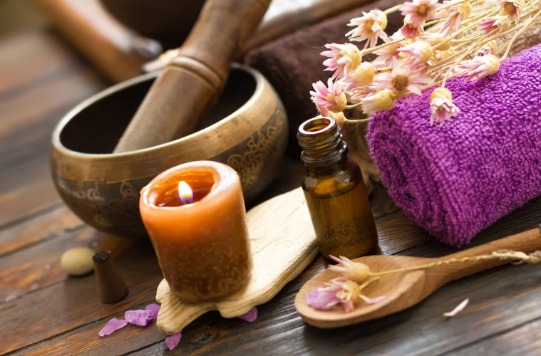 Aromatherapy is All the Rage lately