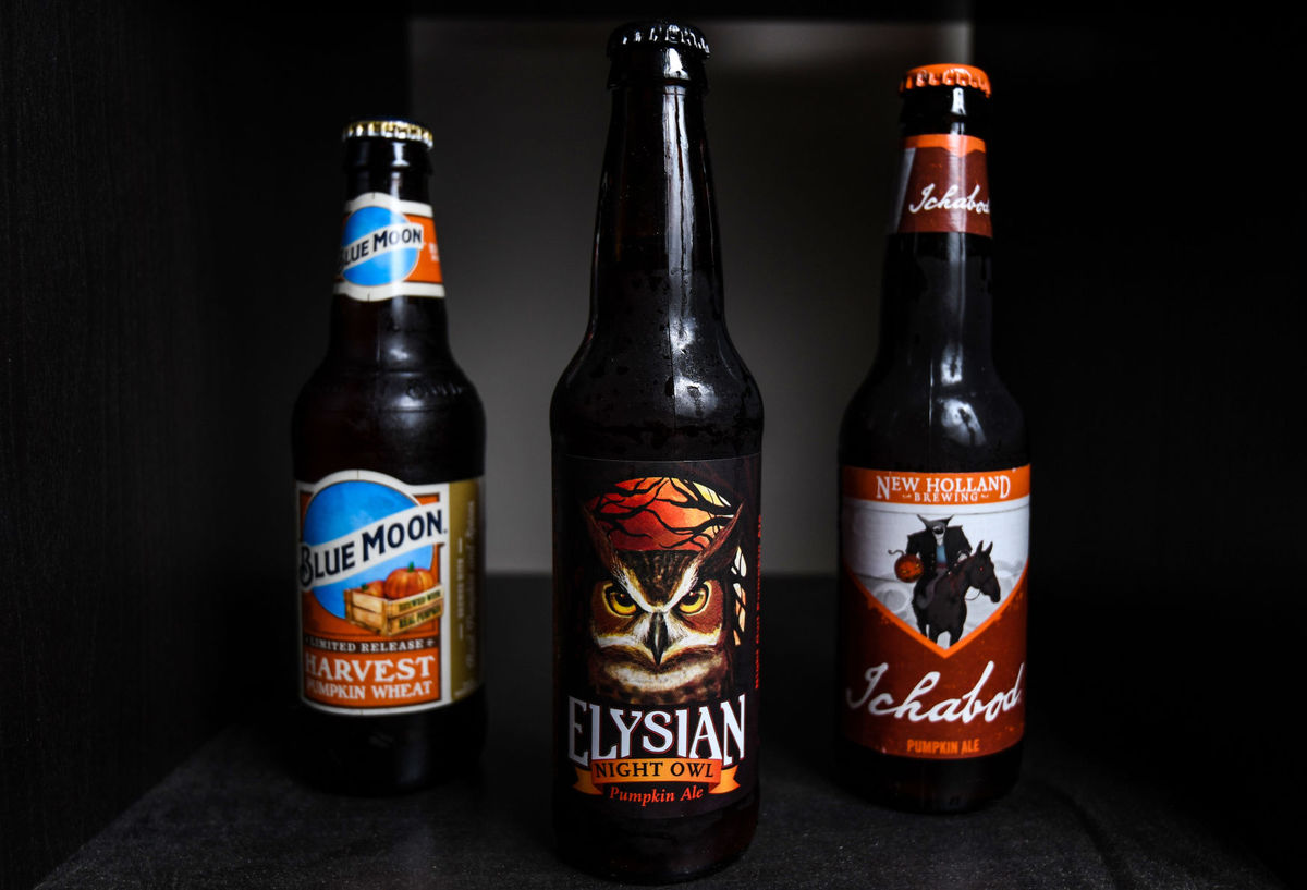 BOO-zy holiday brews to try this Halloween