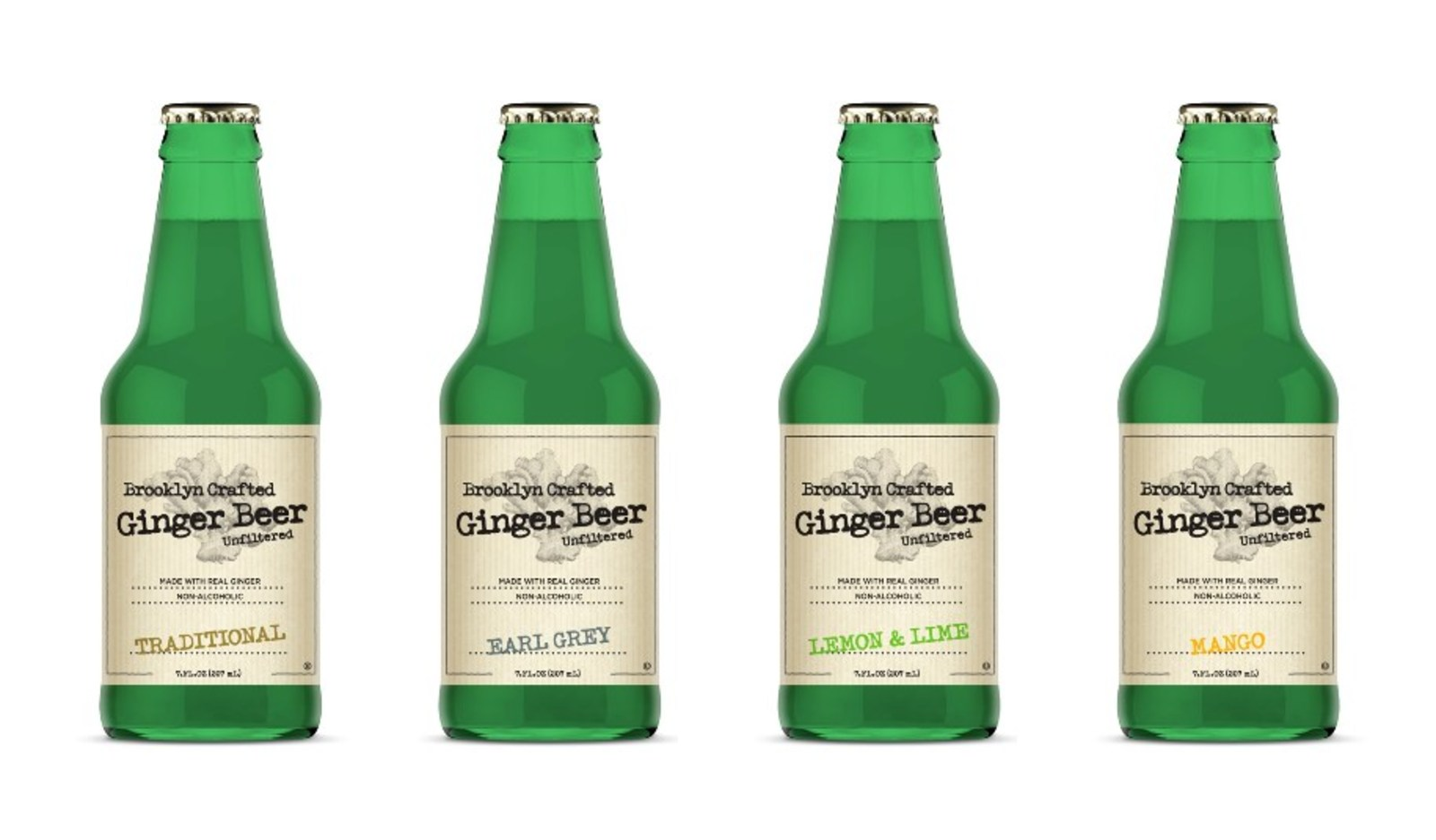 Brooklyn Crafted launches new line of craft ginger beers in US