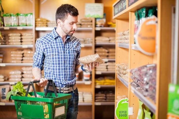 European shopper trends: health, organic, vegetarian