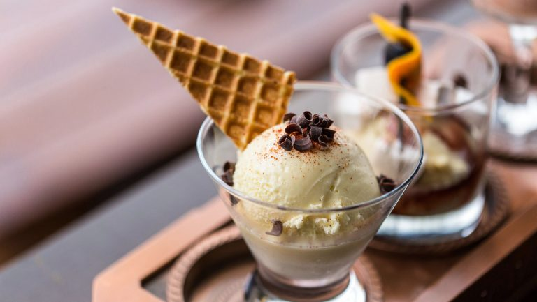 The Rise of Boozy Ice Cream Trend