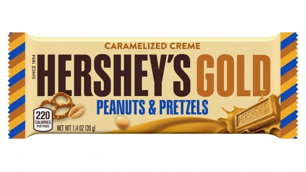 Hershey's releases first new flavor in over 20 years, and it isn't chocolate
