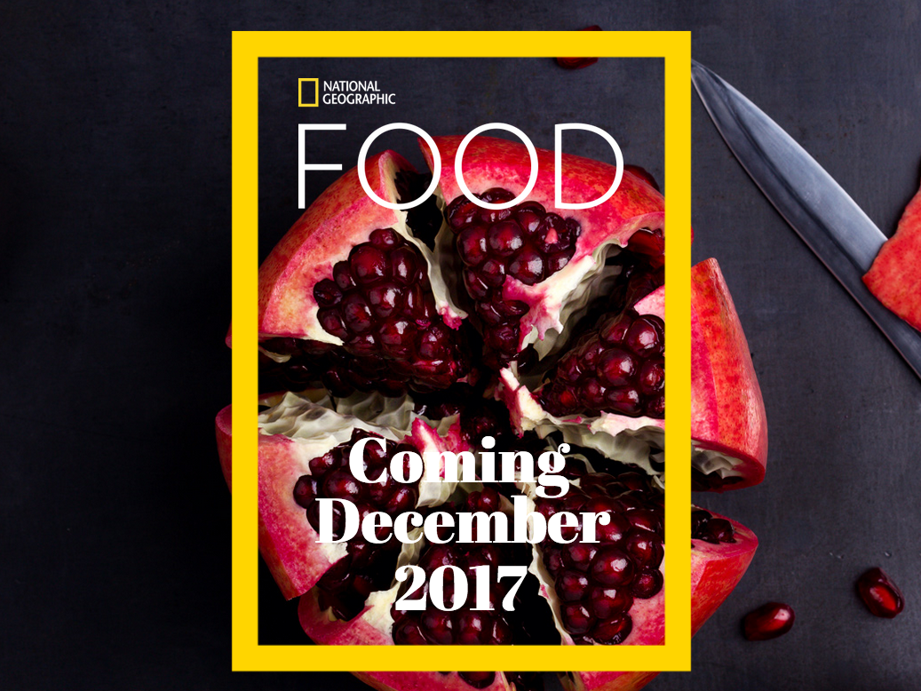National Geographic launching new monthly magazine dedicated to Food – Press Gazette