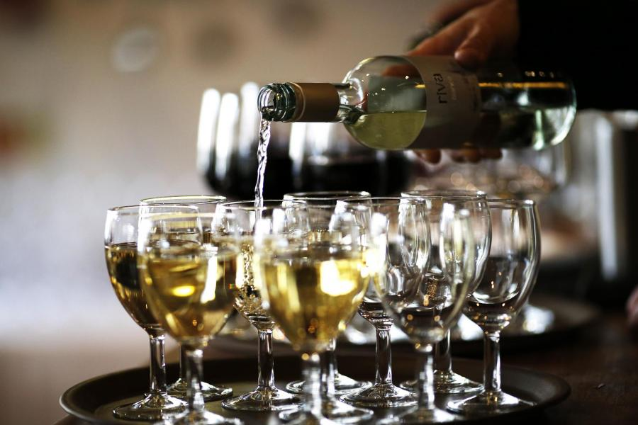 Londoners prioritise wine most, Waitrose booze map shows