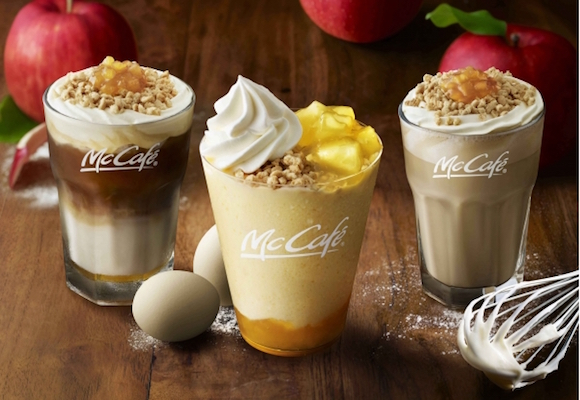 Drinkable Apple Desserts: 2018 Beverage Trend?