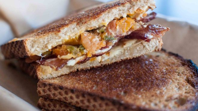 How the grilled cheese sandwich went gourmet