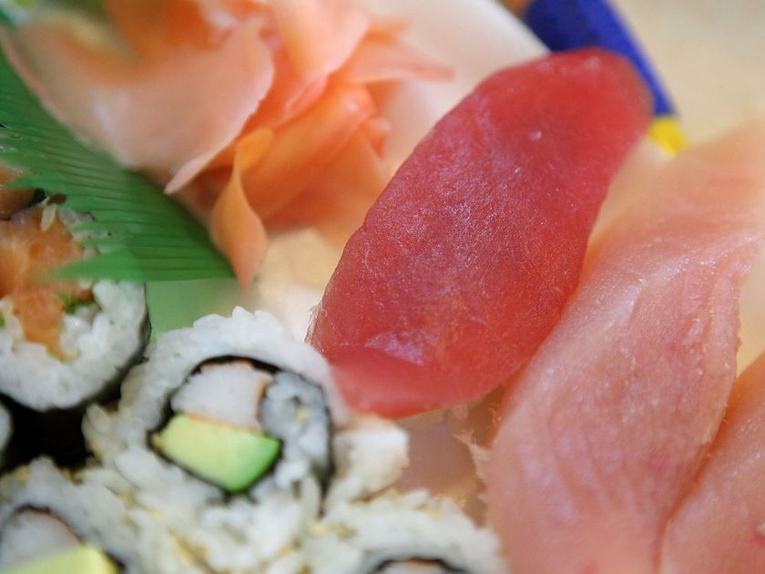 Seafood fraud is rampant