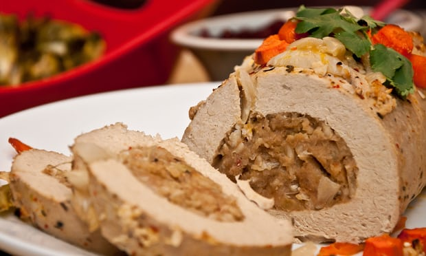 Tofu turkey with all the trimmings? A meat-free Christmas