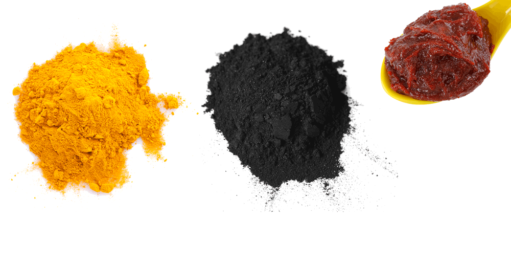 Yellow, black and red: Adding color as well as flavor to dishes | Nation's Restaurant News