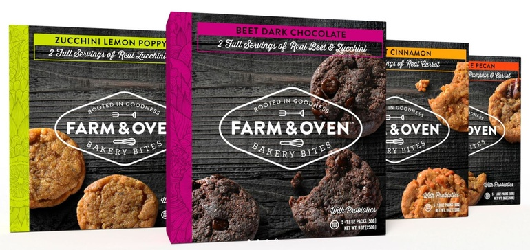 Cookies come loaded with vegetables, but will consumers bite?