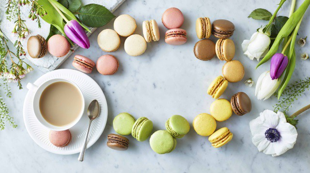 Tropical flavours tipped to be major macaron trend