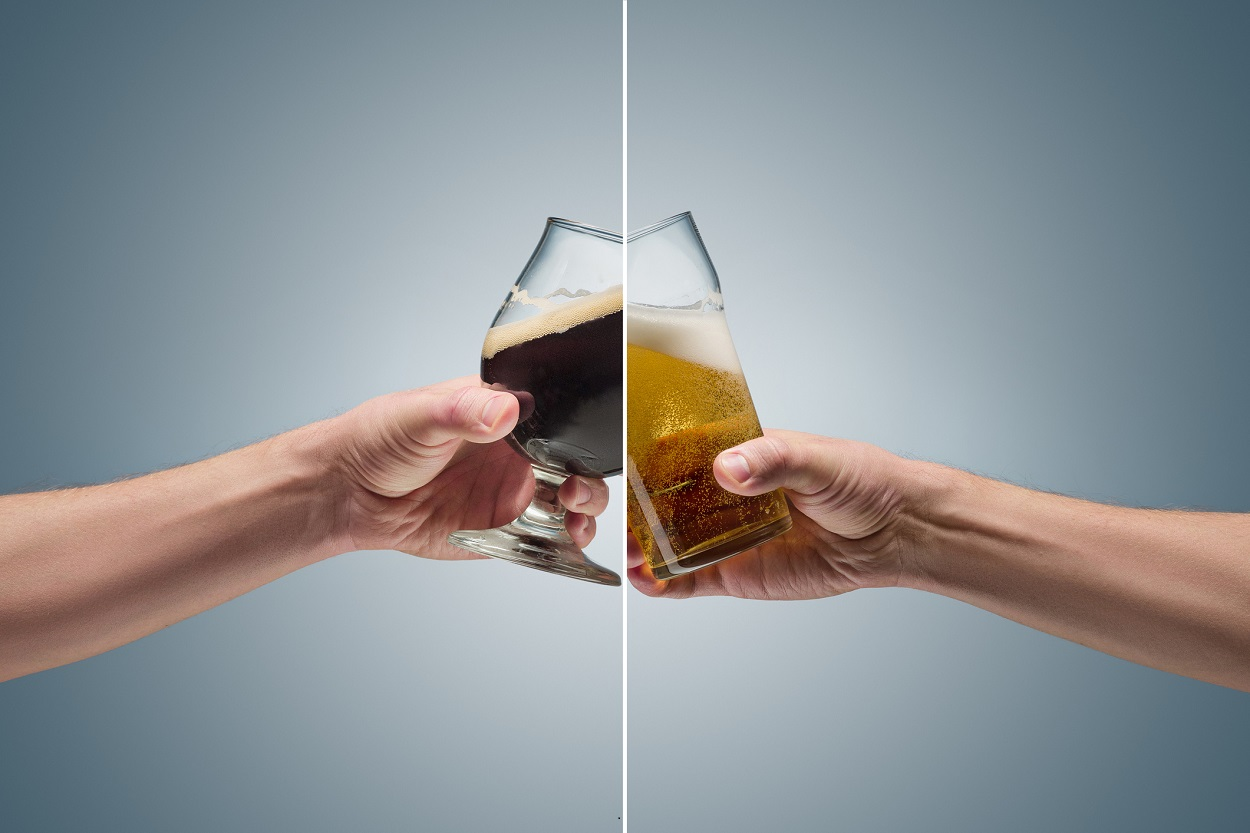 Can An Alcoholic Drink In Moderation Successfully?