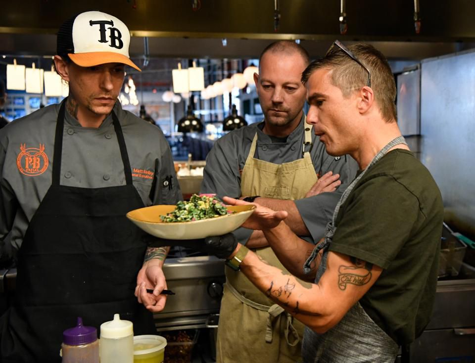 'Eatertainment' Venues Serve Up The Right Recipe To Attract Millennials