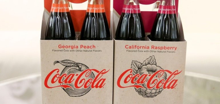 Two fruit flavors to capitalize on craft soda craze