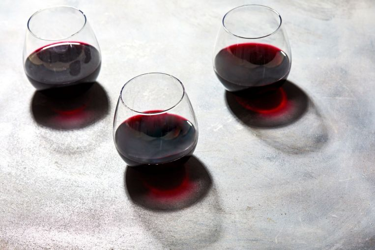 Black wine is the new trend – Bold flavour & colour