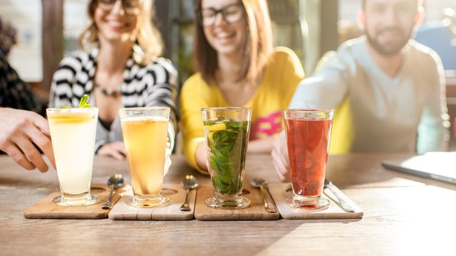 Spring 2018 beverage trends: Going back to the basics
