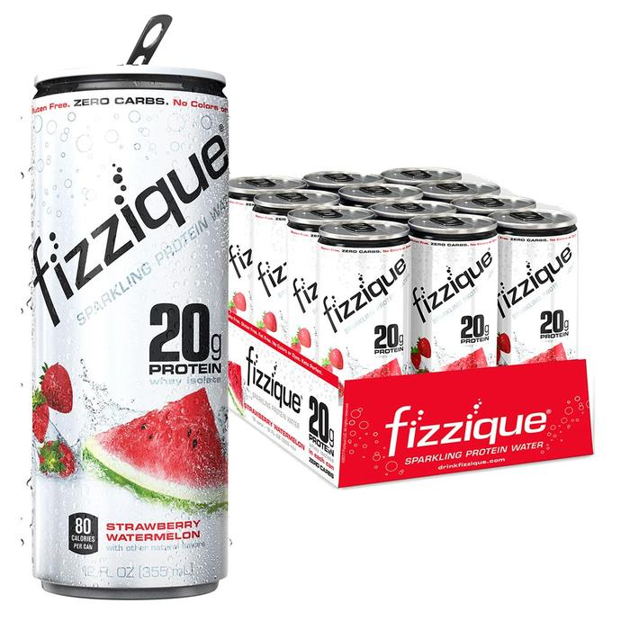 Protein with fizz