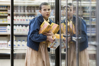 Frozen Food Is Making an Unlikely Comeback | Bloomberg