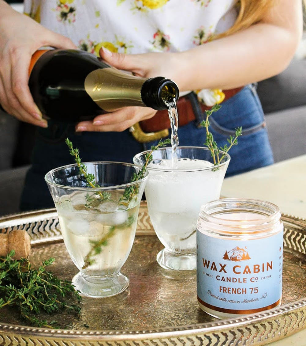 These Boozy Scented Candles Will Make Any Cocktail Hour Lit