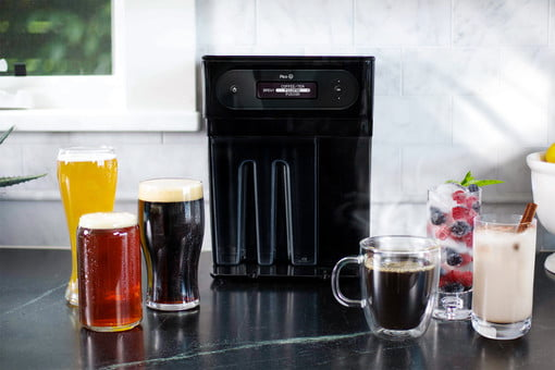 It brews coffee, lattes, dry soda, chai, horchata, and, of course, beer | Digital Trends