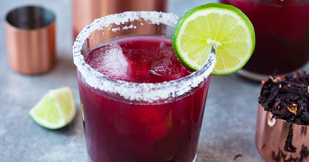 2018 Beverage Trends: Hibiscus Margarita