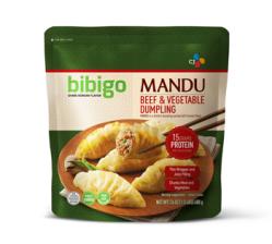 Bibigo Mandu Beef