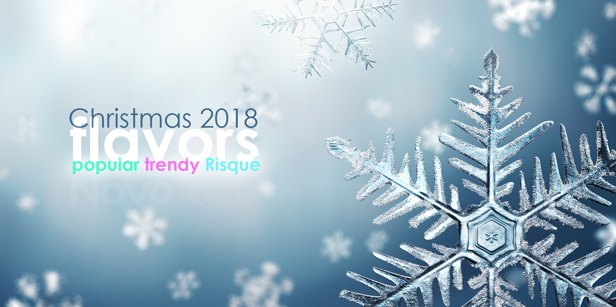 Christmas Flavors.Trendy Flavors For Christmas 2018 Adding Flavour To Your