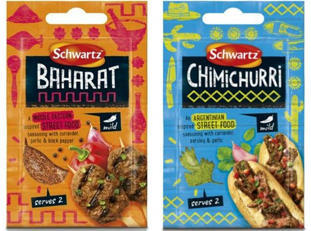 Schwartz Street Food Seasonings