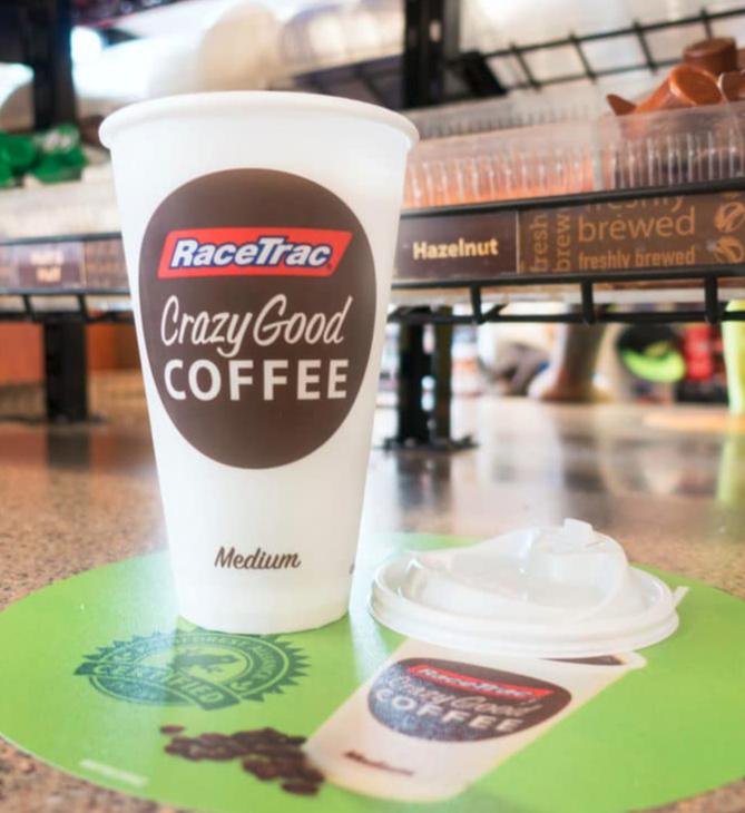 RaceTrac coffee