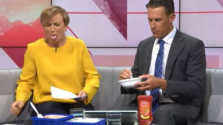 """It makes me feel nauseous,"" said Hilary Barry."