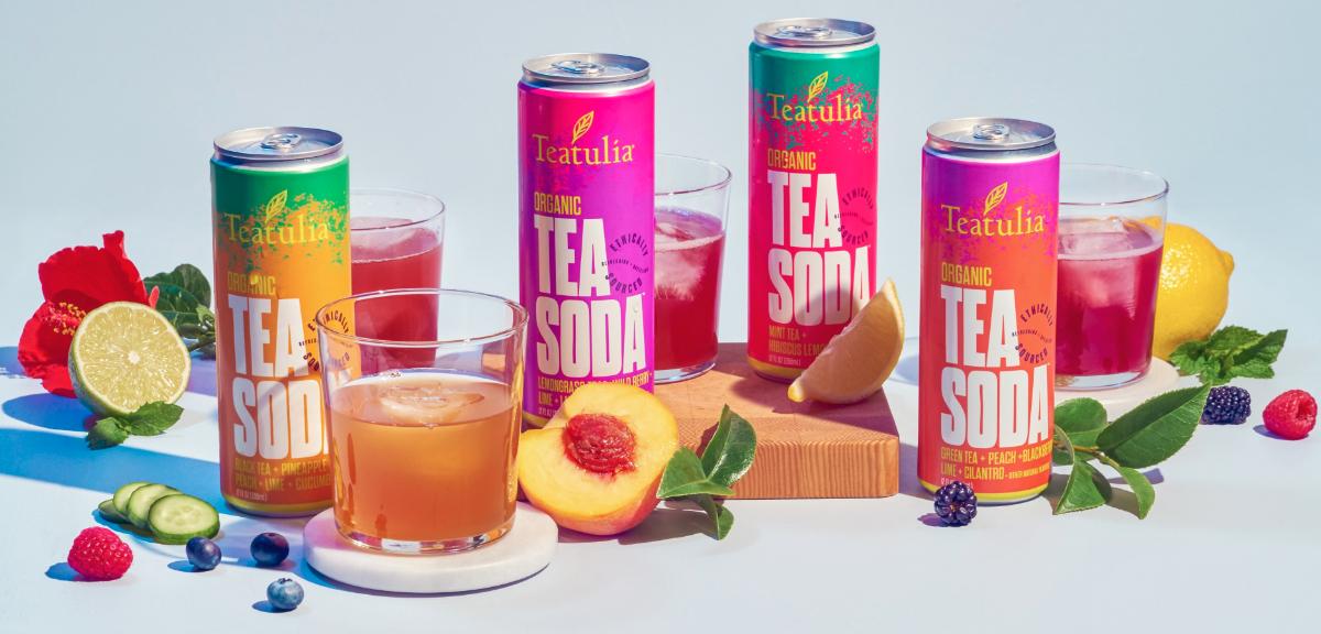 Tea Soda