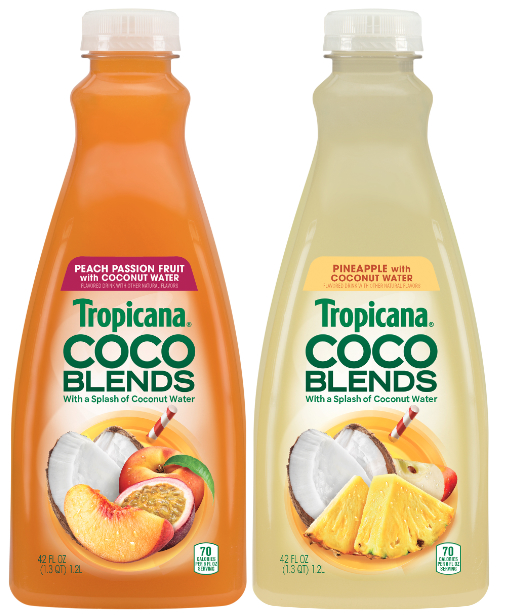 Tropicana Coco Blends