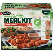 Stouffer's Complete Family Meal Kit