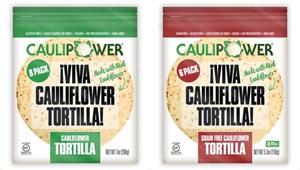 Tortillas from Caulipower